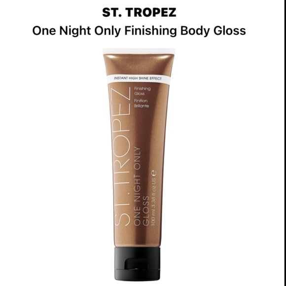 St. Tropez One Night Only Body Gloss